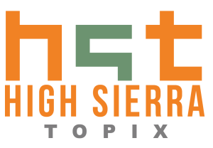 High Sierra Topix - Index page